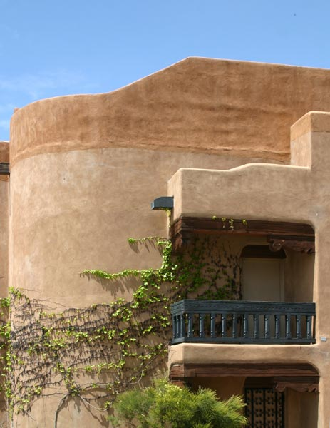 Photo of The Ivy-Covered Halls of Santa Fe