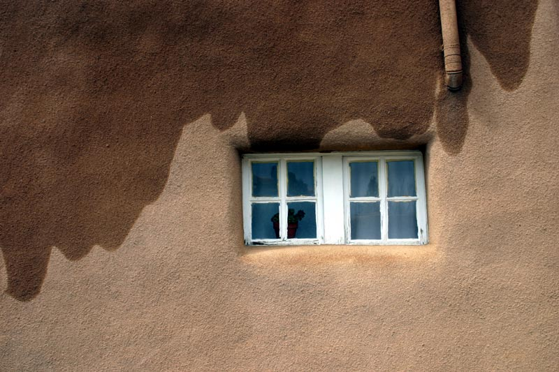 Photo of Adobe Window