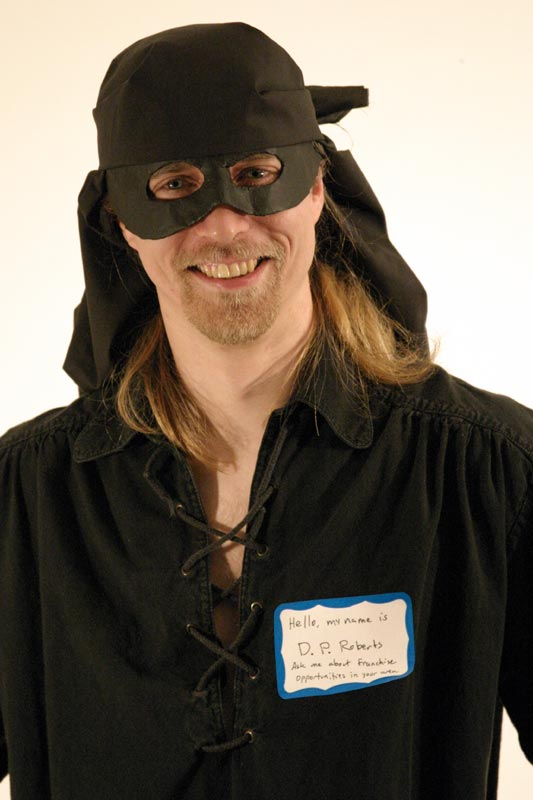 Photo of Hello, says the dread pirate roberts