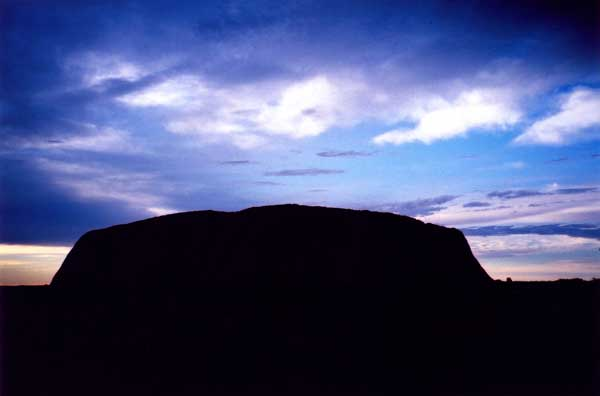 Photo of The Obligatory Uluru
