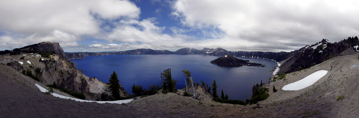 Photo of Crater Lake