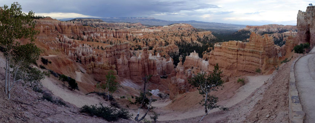 Photo of The other side of Bryce Canyon