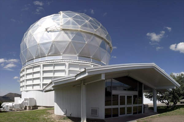 Photo of McDonald Observatory