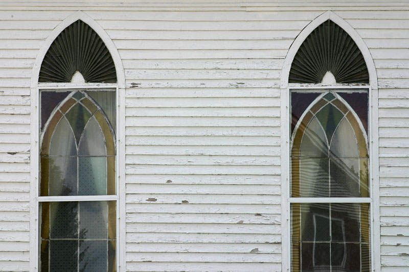 Photo of Church windows